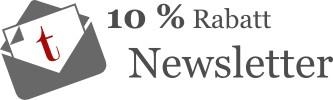 Melden Sie sich für den Newsletter an und sichern Sie sich 10% Rabatt für Ihren ersten Einkauf.
